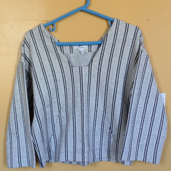 abfad7ae5f79 Club Monaco Tops - Club Monaco Stripe Top